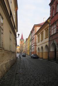 Jičín - Valdická brána