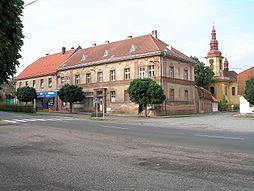 náměstí v Kopidlně