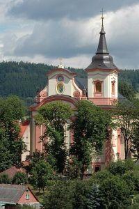 Nová Paka - klášter