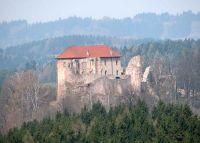 Pecka - hrad