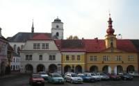 Sobotka - náměstí
